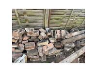 Free old house bricks/rubble