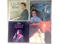 Elvis Gospel Uk Albums 1st Issue