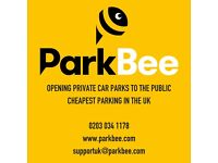 Exclusive Parking Space For Rent in London Ealing - only £100 pcm - Monthly Rolling Contract