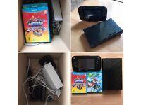 Nintendo Wii U 32GB Black Games Console