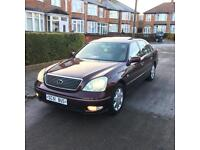 Lexus LS430 Rare V8 - Open To Offers