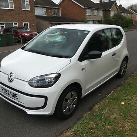 2013 VW Take UP! Sat Nav and Bluetooth Built in
