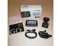 TomTom GO 550 Satellite Navigation System (UK & ROI) - Boxed & Complete