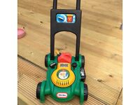 Little tikes lawn mower