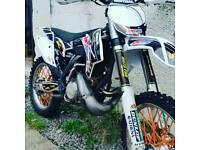 Ktm sx 250cc 2014