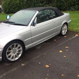 BMW 325ci Sports Convertible **For Sale**