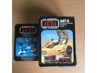 Vintage 1983 Kenner Star Wars 'Return Of The Jedi' Mini Rig AST-5 . Boxed