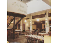 Kitchen porter required for busy waterfront Brasserie