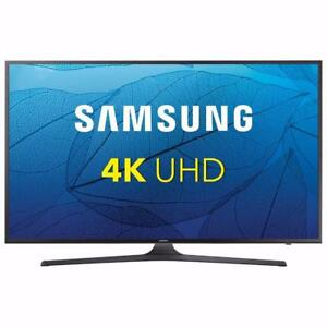 "Samsung 75"" 4K UHD HDR LED Tizen Smart TV (UN75MU6300FXZC) - Dark Titan"