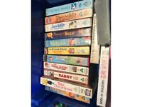 children VHS movies for free must go asap