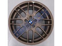 B25* 4X NEW ALLOY WHEELS 19 ALLOYS BMW 1 2 SERIES M135I M235I M240I M140I M SPORT BRONZE GOLD COPPER