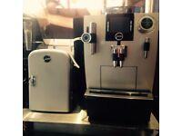 Jura cofee machine
