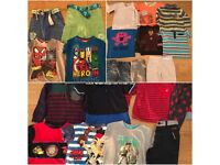 *CHEAP* BOYS 18 MONTHS - 5 YEARS JOBLOT - 20 ITEMS - £10 TAKE ALL - SEE PICS