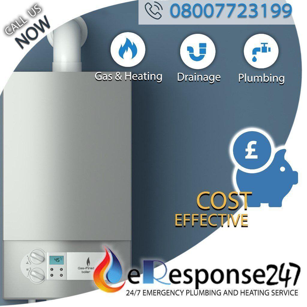 Boiler repair Boiler Service Hot water cylinder Gas cooker install ...