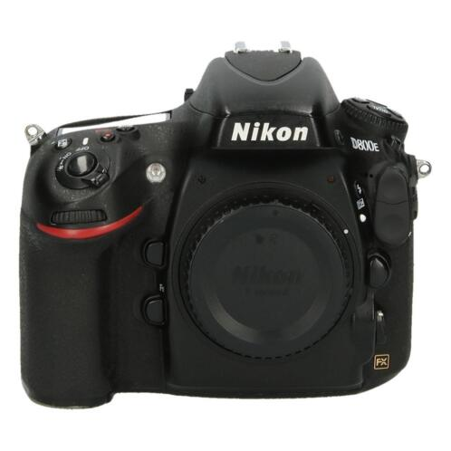 Tweedehands Nikon D800E Body Sn. CM9663 - Occasions - Digit