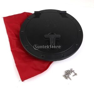 Selling 8 inch marine hatch for a kayak or a boat.