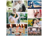 Wedding & Events Videographer / Photographer