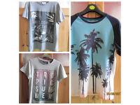 Boys' tshirt bundle La Redoute age 14