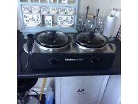 Food warmer / buffet server