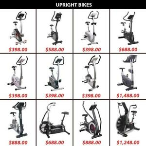 Upright   Bike   Bikes   Bicycles   Bicycle   Cardio   Magnetic   Air   Pedal   Pedals   Dual