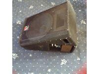 Wharfedale powered monitor speaker