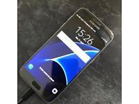 Samsung GALAXY S7 - 32GB - unlocked on ALL networks - mint