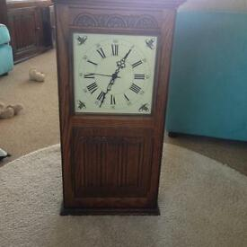 Clock By Old Charm Clock By Old Charm Aqualoc Floormaster Laminate Flooring