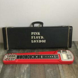 Rare 1970s Jedson Lap Steel - David Gilmour Pink Floyd specification Lap steel