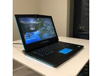 Dell Alienware R3 Nov 2017 15 inch Gaming Laptop: GSYNC 120 Hz Nvidia GTX 1070