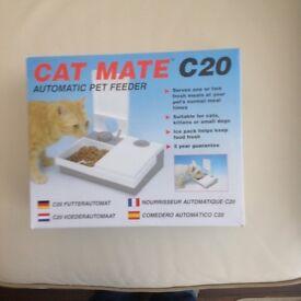 Cat Mate C20 - Feeder