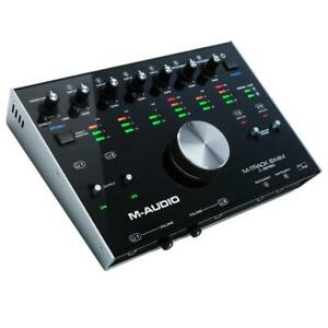 M-Audio M-Track 8X4M USB Audio/MIDI Interface