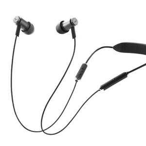NEW V-MODA Forza Metallo Wireless In-Ear Headphones - Gunmetal Black