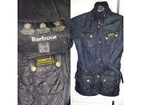 Barbour International Womans Jacket
