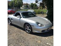 2004 PORSCHE BOXSTER 3.2 24V.S 260 BHP IMMACULATECONDITION PX CONSIDERED 64,000 FSH