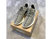 Yeezy boost 350 and 750 collection size uk 10 and 10.5 Turtle Dove pirate black - 4 pairs.