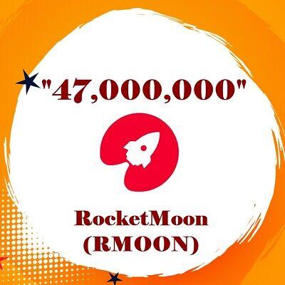 47, 000, 000 RocketMoon (RMOON)