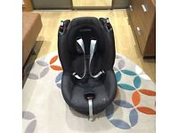 Maxi cosi black car seat. 9 months plus, forward facing. In good condition. 9kg to 18 kg