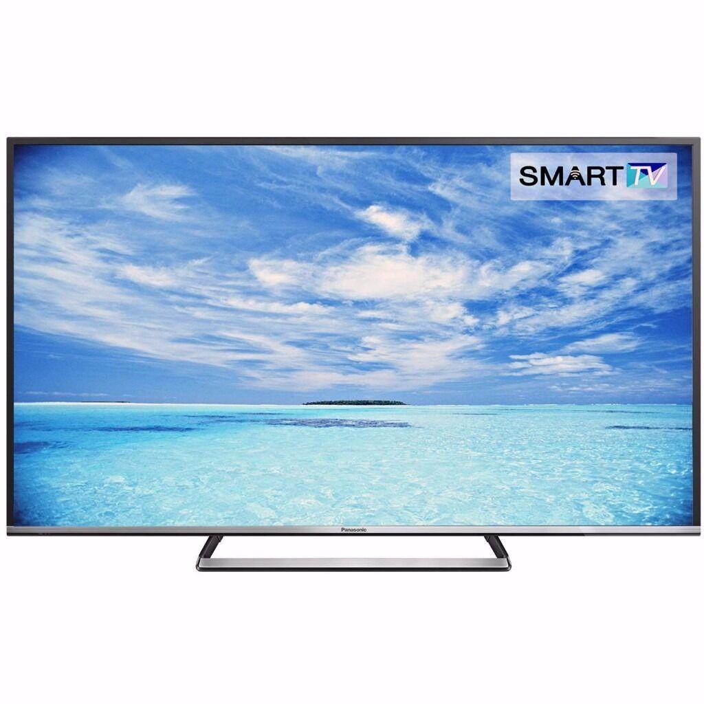 "New PANASONIC TX-50CS520B Smart 50"" LED TV Was: £549.99"