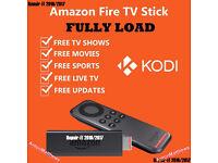 Amazon Firestick - Fully Loaded Kodi & Mobdro [Best In Area] *Sold Over 50*