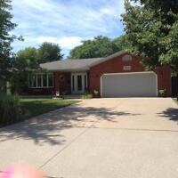 Welcome to your backyard Oasis in Tecumseh