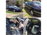Rover 75 2.0 CDTi Diesel + Leathers Seats+ Mot+ Cheap Runabout + HI Spec