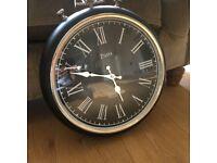 Large Monochrome Clock
