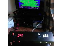 Retro Gaming Table - Arcade/NES/SNES/Master System/Mega Drive