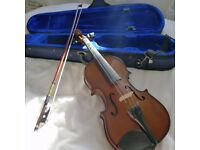 Hans Joseph Hauer 1/4 Quarter size children's child's kid's quality first violin