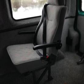 Crew Van Combi Seats