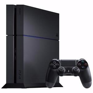 Brand New PlayStation 4 500GB Console and Game - Payment Plan