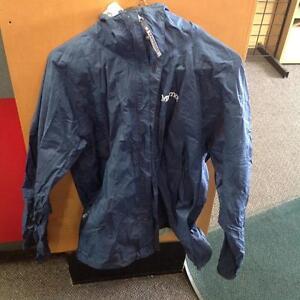 Marmot Shell Jacket -M size M- blue (sku: Z14903)