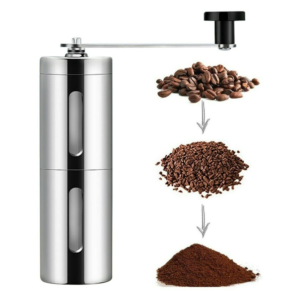 Manual Coffee Grinder Portable Hand Grinder Coffee Mill ...