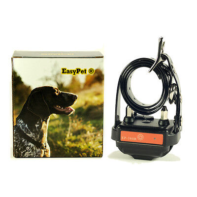 Extra Collar Receiver unit Set FOR EasyPet EP-380R 1200m Remote dog training sys