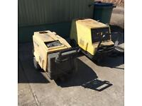 Karcher jet washes x 2 spares or repair